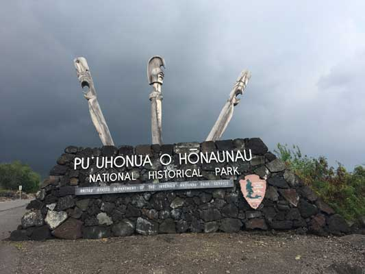 City of Refuge | Pu'uhonua O Honaunau